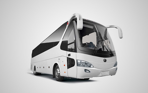 luxury large coach for hire