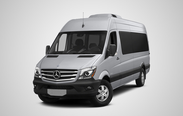 mercedes sprinter people mover transfer