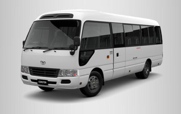 Small bus transfer